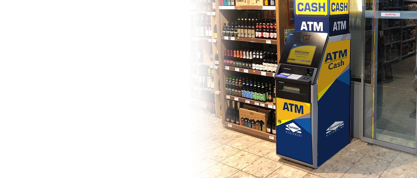 Wir bieten Bankomaten-Lösungen für nahezu jegliche Branche und passen uns individuell an Ihren Standort an.